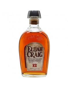 ElijahCraig 12 y.o. Bourbon whisky bottiglia 70 cl