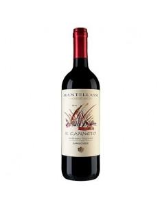 Fattoria Mantellassi IL CANNETO Sangiovese Maremma Toscana DOC Bottiglia da 75 Cl
