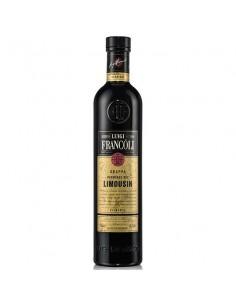 Luigi Francoli Grappa del Piemonte Limousin Barrique Bottiglia da 0,70 Lt