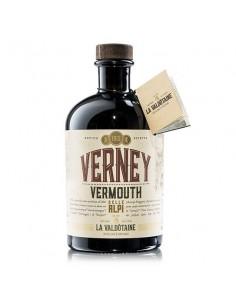 La Valdotaine Verney Vermouth delle Alpi bottiglia 1 Lt