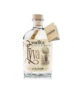 La Valdotaine Eyva vodka al farro di montagna bottiglia 1 Lt
