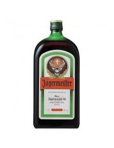 Amaro Jagermeister bottiglia da 1 Lt