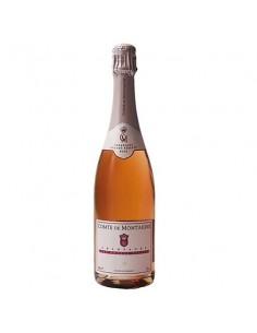 Comte de Montagne Champagne Rosè grand reserve bottiglia 75 cl
