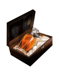 LUIGI FRANCOLI Grappa Decanter d'autore 42,5 Confezione legno bottiglia da 700 ml