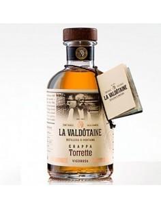 La Valdotaine Grappa Torrette 500 ml