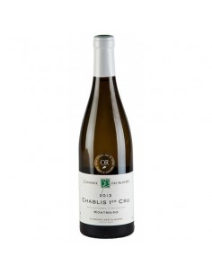 Closeries des Alisiers Chablis 1er Cru Montmains bottiglia 75 cl