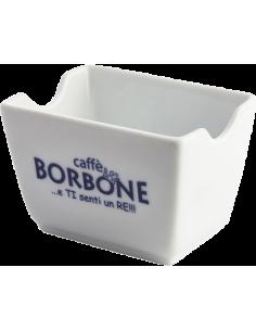 Borbone Porta Bustine di Zucchero da Tavolo in ceramica
