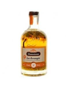 Damoiseau Rum Les Arrangès Mangue Passion Bottiglia 70 cl