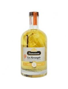 Damoiseau Rum Les Arrangès ananas victoria bottiglia 70 cl