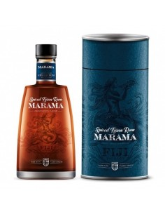 MARAMA Spiced Rum 70 cl confezione tubo di alluminio