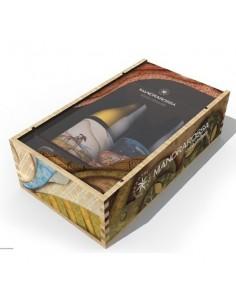 MANDRAROSSA Storie ritrovate cassetta in legno Bertolino + Terre del Sommacco