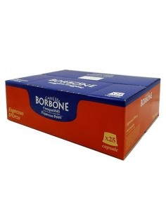 Caffe Borbone Point Orzo Solubile Cartone 25 Capsule Espresso Point