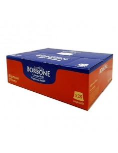 Caffe Borbone Point Ginseng Solubile Cartone 25 Capsule Espresso Point