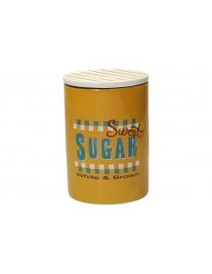 TOGNANA Barattolo Zucchero Vintage in Ceramica