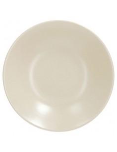 TOGNANA Piatto Fondo cm 22 Crema Linea Fabric Cartone 6 piatti
