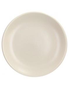 TOGNANA Piatto Dessert cm 20 Crema Linea Fabric Cartone 6 piatti