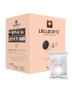 LOLLO CAFFE Passione Più ARGENTO Cartone 100 capsule Uno System