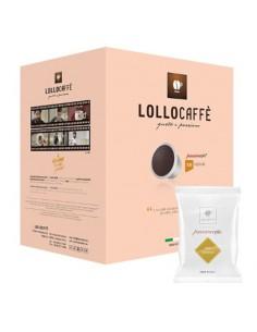 LOLLO CAFFE Passione Più ORO Cartone 100 capsule Uno System