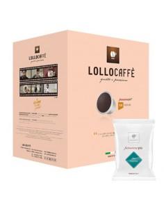 LOLLO CAFFE Passione Più DEK Cartone 100 capsule Uno System
