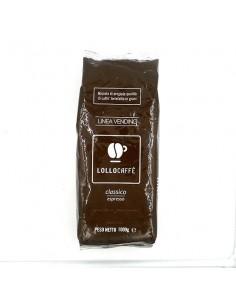 Lollo Caffe in Grani Espresso Classico Busta da 1 Kg