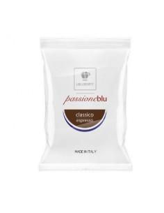 LOLLO CAFFE Passione Blue CLASSICO Cartone 100 compatibili