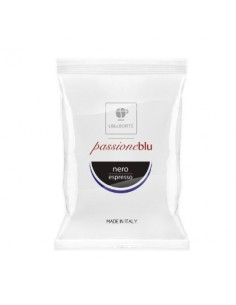 LOLLO CAFFE Passione Blu NERO Cartone 100 compatibili Lavazza Blue