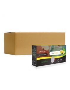 LOLLO CAFFE Nespresso TE LIMONE Master 60 capsule 6 astucci da 10