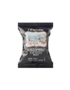 TODA CAFFE Gattopardo Nespresso DAKAR Cartone 100 Capsule
