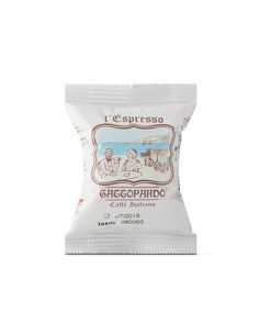 TODA CAFFE Gattopardo Nespresso BLU Cartone 100 Capsule