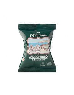 TODA CAFFE Gattopardo Nespresso DEK Cartone 100 Capsule