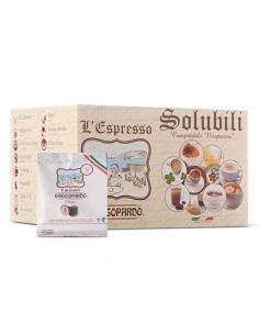 TODA CAFFE Gattopardo Nespresso ORZO Master 80 capsule 8 sacchetti da 10