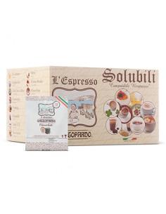 TODA CAFFE Gattopardo Nespresso CIOCCOLATA Master 80 capsule 8 sacchetti da 10