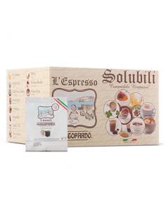 TODA CAFFE Gattopardo Nespresso GINSENG Master 80 capsule 8 sacchetti da 10