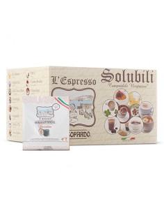 TODA CAFFE Gattopardo Nespresso NOCCIOLINO Master 80 capsule 8 sacchetti da 10