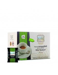 TODA CAFFE Uno System INSONNIA Cartone 100 Capsule