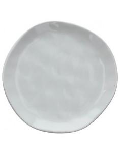 TOGNANA Piatto DESSERT Linea Nordik Grey 20 cm Confezione 6 Pezzi