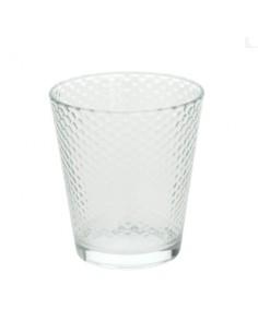 TOGNANA Golf - Confezione 6 Bicchieri Cc 340 Trasparente