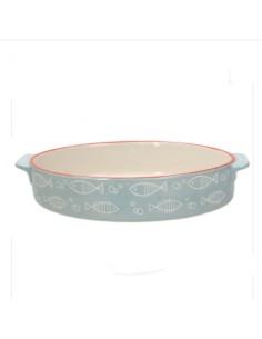 TOGNANA Pirofila Ovale Stoneware 38 Cm da 2450 Cc