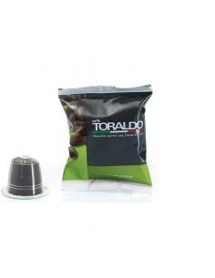 Caffe Toraldo Nespresso Aromatica Cartone 100 Capsule Nespresso