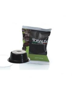 CAFFE TORALDO Modo Mio AROMATICA Cartone 100 Capsule