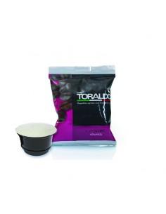 CAFFE TORALDO Caffitaly CLASSICA Cartone 100 Capsule