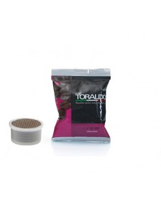 CAFFE TORALDO Espresso Point CLASSICA Cartone 100 Capsule