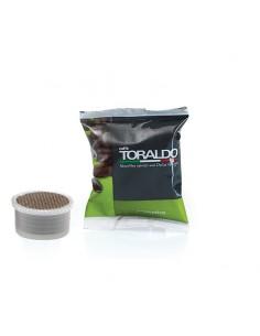 CAFFE TORALDO Espresso Point AROMATICA Cartone 100 Capsule