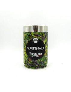 CAFFE TORALDO Macinato monorigine GUATEMALA Latta 250 grammi