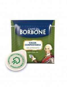 CAFFE BORBONE CIALDA DEK Cartone 150 Cialde Ese 44