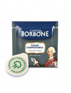 CAFFE BORBONE CIALDA NERA Cartone 50 Cialde Ese 44