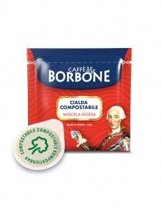 CAFFE BORBONE CIALDA ROSSA Cartone 50 Cialde Ese 44