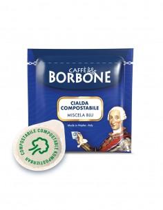CAFFE BORBONE CIALDA BLU Cartone 50 Cialde Ese 44