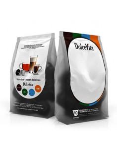 DOLCE VITA Nespresso SOTTOBOSCO Master 100 capsule 10 Astucci da 10