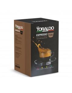 CAFFE TORALDO Dolce Gusto CLASSICA Cartone 100 Capsule